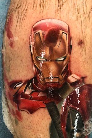 I am iron man 🤘🏻