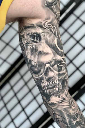 Tattoo from Boyetattoo