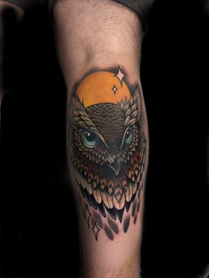 Tattoo from Mickey Truong