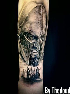 🔥Projet bras complet en cours.. Aujourd'hui c'était avant bras spartiate ( leonidas) By Thedoud Cissé🔥🔥🔥 @prilaga #tattoodo #tattoolife #tattooedwomen #tattoolove #tattoosofinstagram #prilaga #instatattoo #tattooed #tattooworkers #tattooidea #abstracttattoo #tattoos #tattoogirls #handtattoo #tattoosleeve #piercingsandtattoos #tattooedgirls #tattooart #tattooartist #chesttattoo #sleevetattoo #tattoo #tattooofthedays