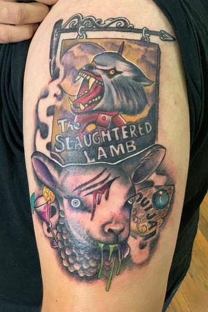 Tattoo from Danny Roseman