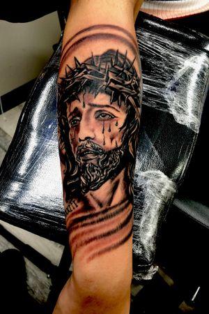 $450 Jesus portrait dm for inquiries