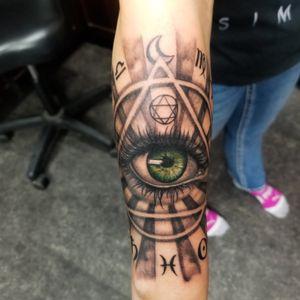 Tattoo by Hidden Gem Tattoo Studio
