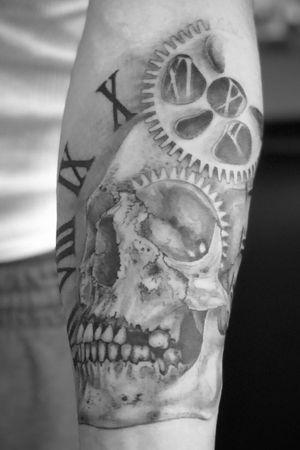 Skull gears