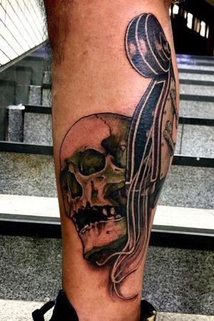 #music #tattoo #tokyotattoo