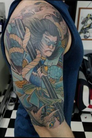 #tattoo #japanesetattoo #tokyotattoo