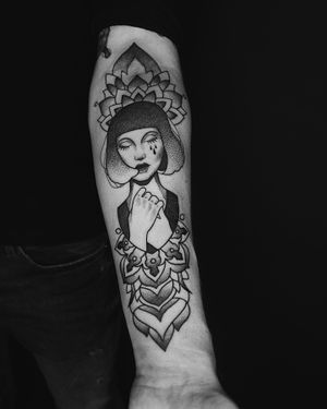 Tattoo by Ink'd London