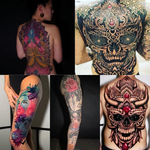 Tattoo from Onny Somboon