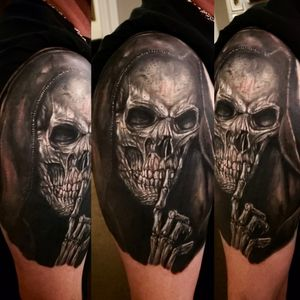 Reaper cover up