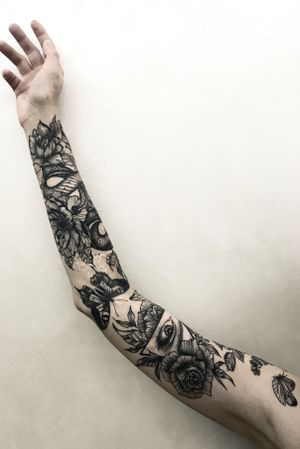Tattoo by Bratyslawska