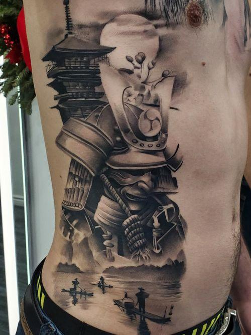 Tattoo done at Astoria NY