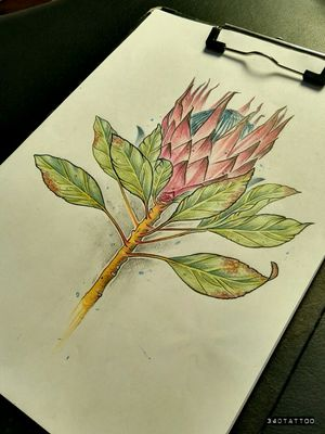 #340tattoo #flowertattoodesign #neotraditionaltattoodesign #colorfultattoo #fetishtattoobudapest