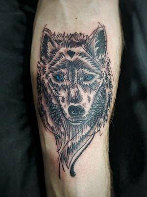 Tattoo by voodoo tatts