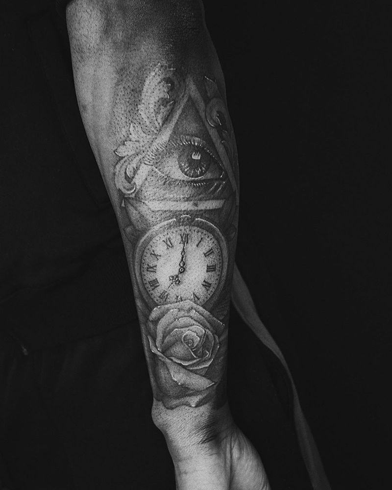 Tattoo from Christina