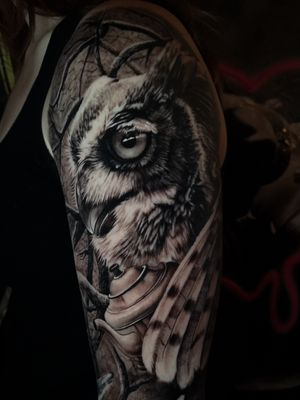 Tattoo from Felipe Tattart