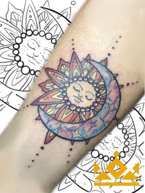 Tattoo from Bo