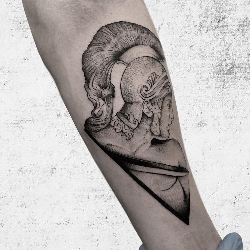 Tattoo from Denis Bruschini