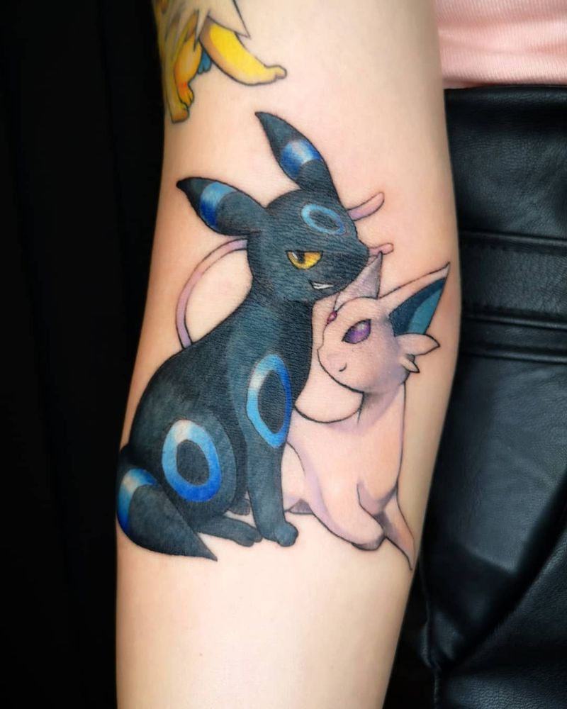 Tattoo from Floky