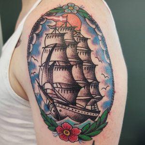 Tattoo from Bali Anom