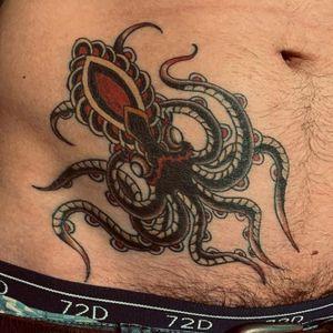 Tattoo from Axel Zaminga