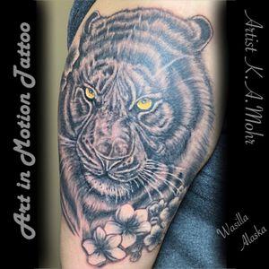 A little fun from this week. @art_in_motion_tattoo #alaskatattoo #wasillatattoo #wasillaalaska #matsuvalley #palmeralaska #tattoo #inked #alaskaartist #alaskalife #veteranowned #lonewolf #tattooartistkamohr #art_in_motion_tattoo