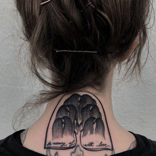 @blackoaktattoo @valkyrietattoonola #everythingwithlove #blacktattooing #tattoodo #222 #chicago #neworleans