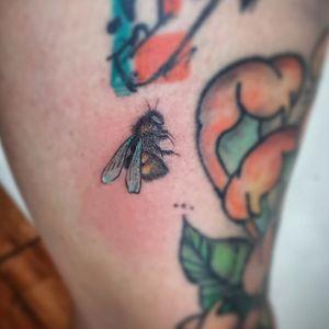 Bee #BeeTattoo