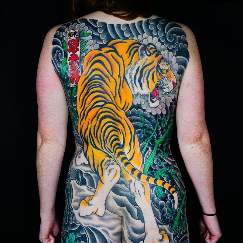 Tattoo from Kian Horisumi Forreal