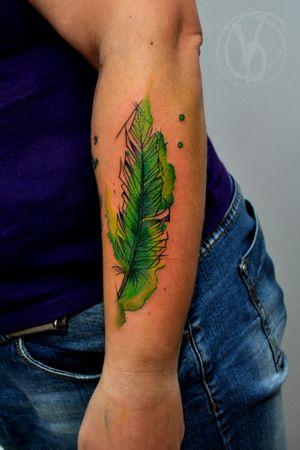 #tattoo #tatt #tattooed #victoriadenske #tattooart #tattooedukraine #kievtattoo #kyivtattoo #ink #inked #tattoodo #wctattoos #bodyart #watercolortattoo #colortattoo #tattoodo #beautiful #instatattoo #linework #inkedup #tattooartist #blacktattoo #sketchtattoo #watercolor #feather #feathertattoo