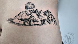 #tattoo #tatt #tattooed #victoriadenske #tattooart #tattooedukraine #kievtattoo #kyivtattoo #ink #inked #tattoodo #wctattoos #bodyart #watercolortattoo #colortattoo #tattoodo #beautiful #instatattoo #linework #inkedup #tattooartist #blacktattoo #sketchtattoo #graphictattoo #watercolortattoo #mountains