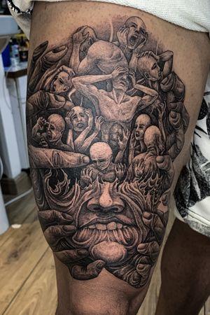 Trabalho feito em 13 horas, full 1003rl .⠀⠀⠀⠀⠀⠀⠀⠀⠀ Na arte é onde busco me expressar de todas as formas possíveis, sempre tentando encontrar ideias e sentimentos novos através do freehand... .⠀⠀⠀⠀⠀⠀⠀⠀⠀ .⠀⠀⠀⠀⠀⠀⠀⠀⠀ .⠀⠀⠀⠀⠀⠀⠀⠀⠀ Quer fazer uma tattoo comigo ? DIRECT📩, WhatsApp 📲 (16)99760-5859 Mais infos: só clicar no LINK na minha BIO! .⠀⠀⠀⠀⠀⠀⠀⠀⠀ .⠀⠀⠀⠀⠀⠀⠀⠀⠀ .⠀⠀⠀⠀⠀⠀⠀⠀⠀ .⠀⠀⠀⠀⠀⠀⠀⠀⠀ .⠀⠀⠀⠀⠀⠀⠀⠀⠀ .⠀⠀⠀⠀⠀⠀⠀⠀⠀ .⠀⠀⠀⠀⠀⠀⠀⠀⠀ .⠀⠀⠀⠀⠀⠀⠀⠀⠀ #lineworks #instaink #tattoosoftheday #tattooer #feathertattoo #onlyblackwork #freehandtattooartist #braziliantattooartist #blacktattooingonly #iblackwork #flashaddicted #flashwork #dark #darkartist #blackworkerssubmission