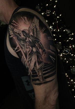 Angelic sleeve