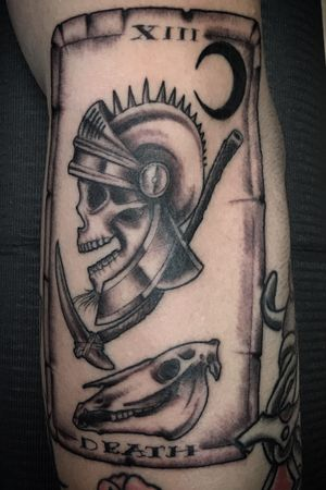 Tattoo from James Cooper