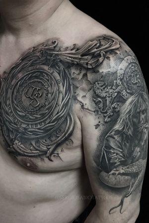 Whitesnake fan's #tattoodoo