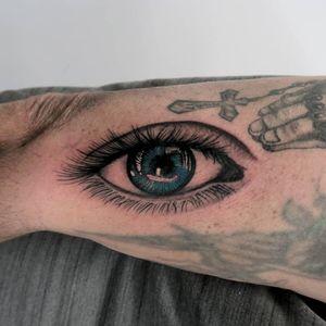Tattoo by leuktong.art