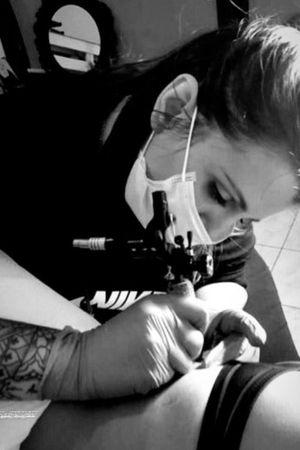 I'm a professional tattoo artist.