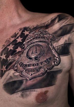 Tattoo from Jhon Gutti