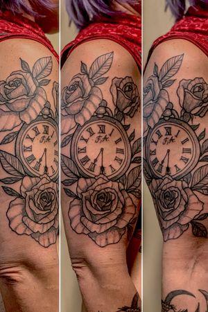Tattoo from Panke Nicolat