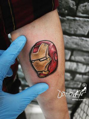 Me encanto hacer este tatuaje de Ironman 👊🏻😍 Cotizaciones ✅ WhatsApp✅ 311-293-9361 Más trabajos 👉 @donovan_tattoos #DonovanTattoos #ironmantattoo #tatuajeironman #tattoo #tattoart #tatuajestunja #tattooed #tattooink #tattooist #art #realistictattoo #colortattoo #sombrastattoo #DonovanTattooStudio