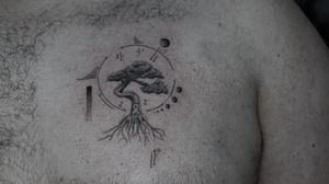Tattoo from Benjamin Ódor