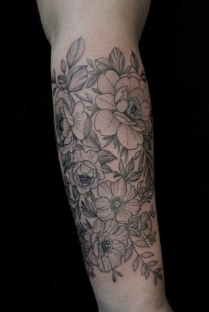 Tattoo done by Annalisa Riva from 'The Saint Mariner' in Milan, Italy!