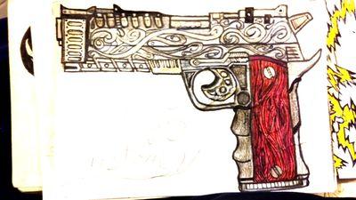 #gun #pistol #colt45. #colt #firearm