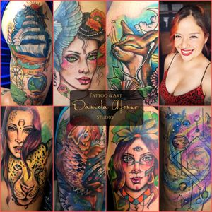 Tattoo from Daniela Alfonso