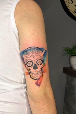 Mexican skull #mexicanskull