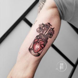 Tattoo from Logan Cheung