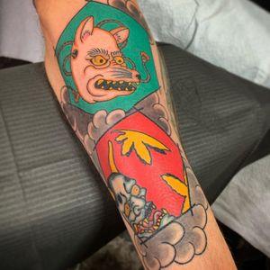 Tattoo from Rodrigo Canteras