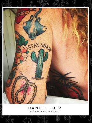 Don't Be A Prick 🌵 . . . #fun traditional #cactustattoo by @daniellotz101 . . . WALK INS WELCOME! Call - 021/422/2963 Email - info@kakluckytattoos.com . . . @flashheal @electrumstencilproducts @blackclaw . . . #tattooart #tattooist #boldwillhold #tattoodo #tattoos #tattoo #tattooinsta #tattoos #art #tattooartist #tattoosofig #electrumstencilprimer #tattooed #420 #tattoooftheday #luckyironstattoo #walkins #tatovering #dipandrip #radtattoos #flashheal #kakluckytattoos #capetown #tradtattoos #capetowntattoos #traditionaltattoos #staysharp #fridaymood #staylekker