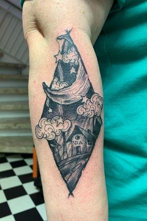 songtattoo zurich tattoo hautrock happy