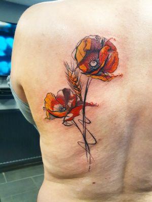 Tattoo by Evolution