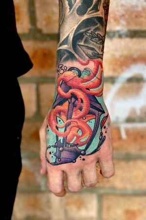 Lantern hand piece